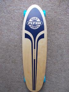The Original reissue Blue surf FLYER board